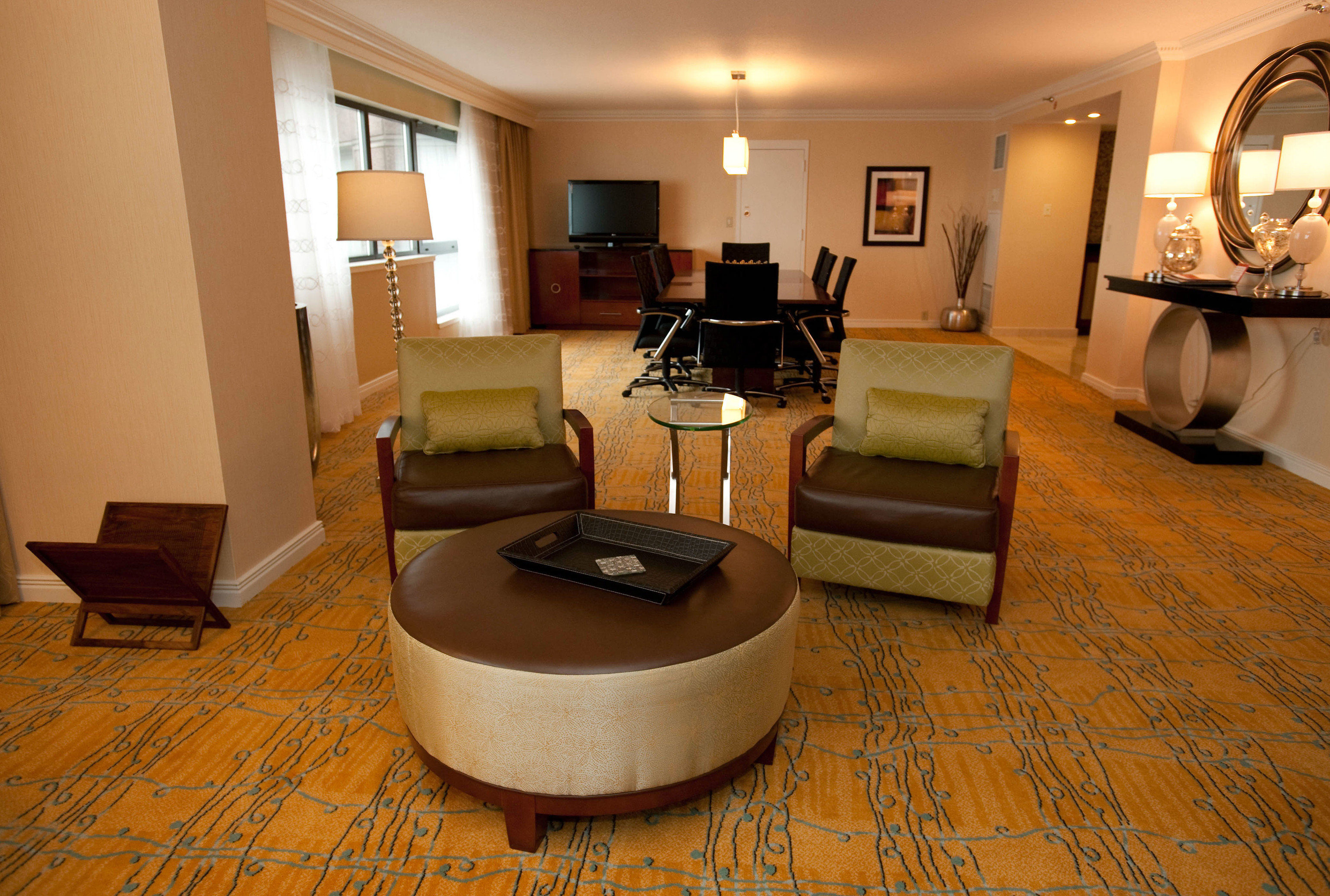 property Lobby Suite living room condominium waiting room