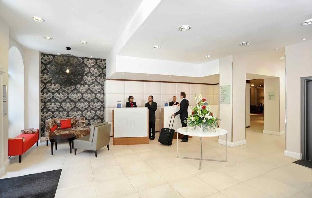 property Lobby white waiting room condominium living room Suite receptionist