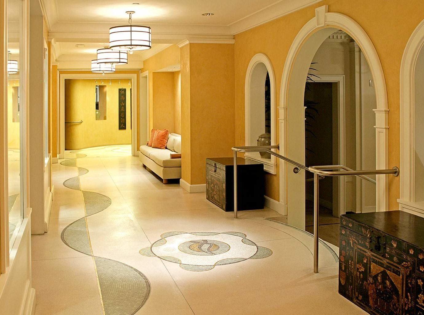 Lobby property home sink mansion flooring living room Suite cottage