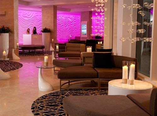 Lobby living room Suite lighting function hall flooring