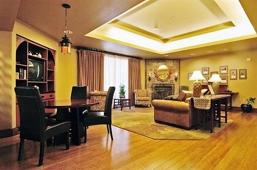 property Lobby living room recreation room hardwood Suite wood flooring flooring hard