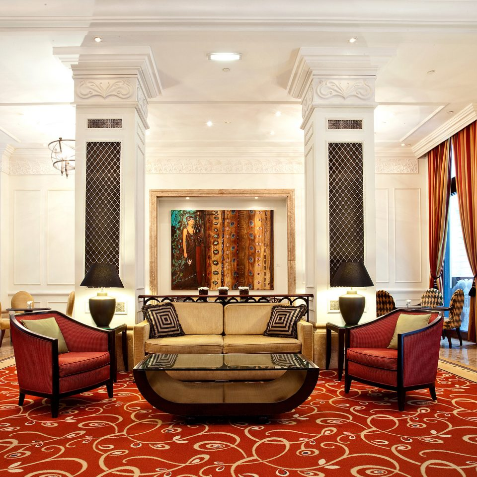 Lobby property living room home Suite rug mansion flooring