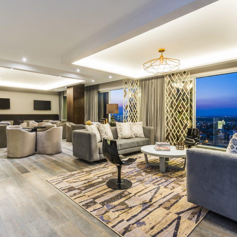 living room flooring Suite penthouse apartment interior designer Lobby
