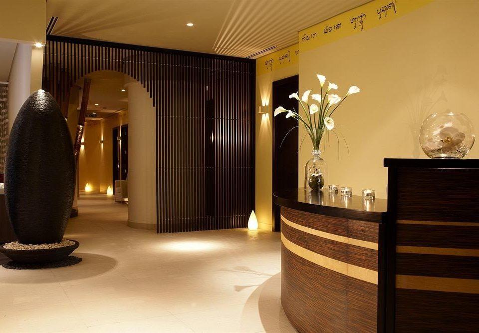 Lobby receptionist hall Suite lamp