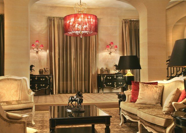 living room property home lighting Lobby Suite leather
