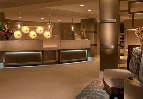 Lobby property living room Suite home lighting