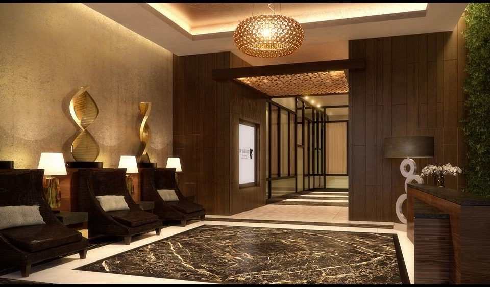 property Lobby living room home mansion lighting Suite