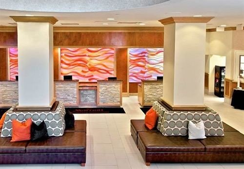 living room Lobby Suite modern art home