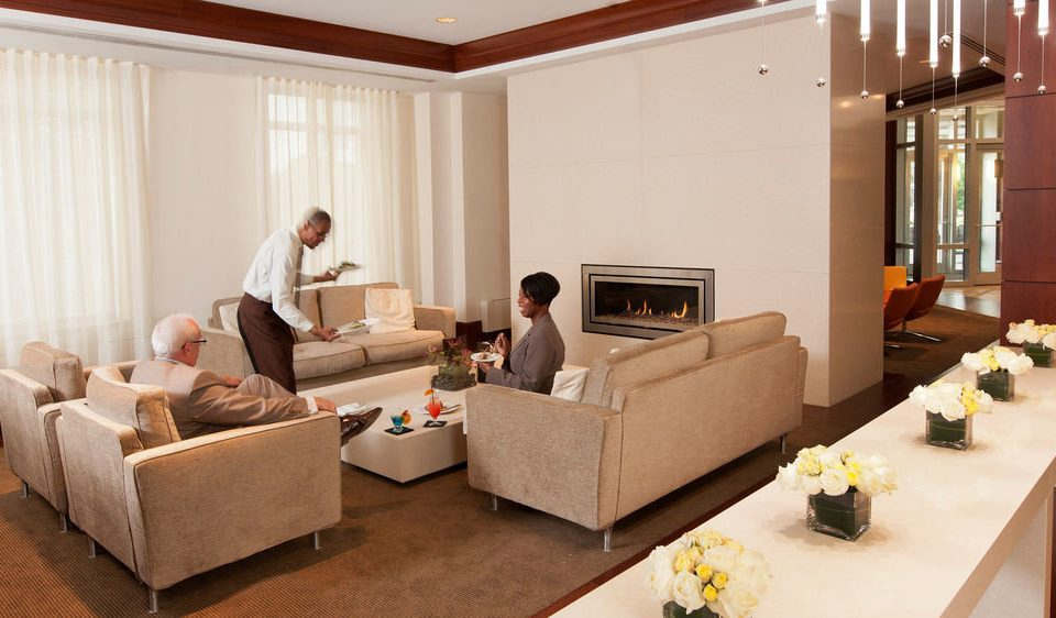 property living room Lobby Suite home