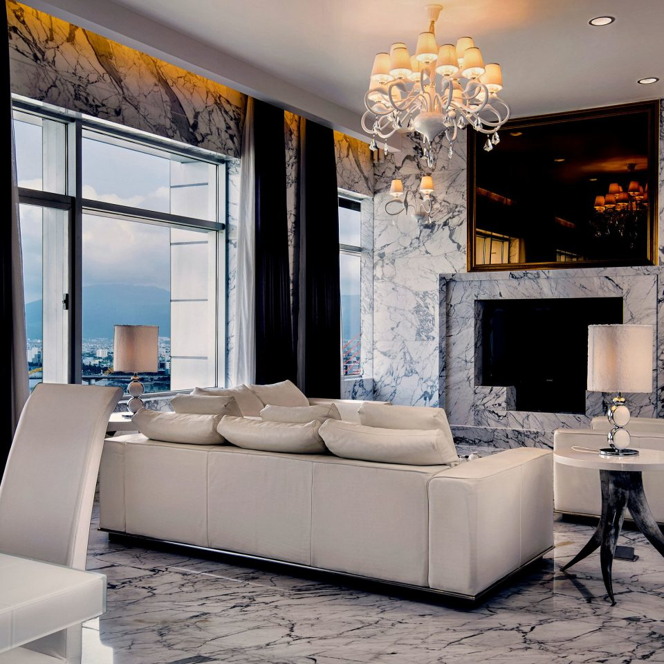 living room white property home Lobby Suite