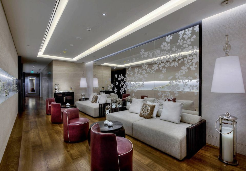property Lobby living room Suite lighting