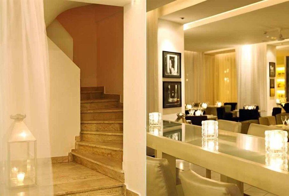 property Lobby lighting Suite sink living room