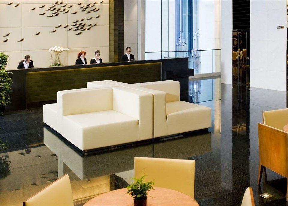 Lobby living room restaurant Suite waiting room