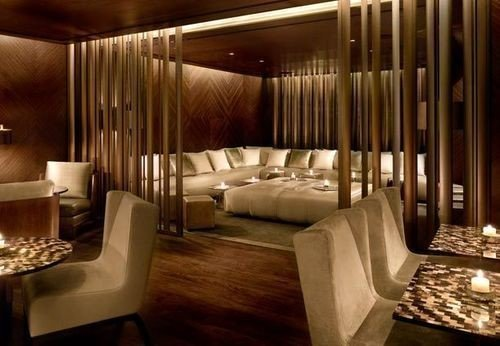 Suite Lobby restaurant living room
