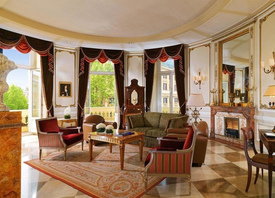 chair property living room home mansion Villa Suite Lobby palace