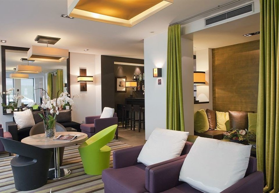 condominium property living room Suite home Villa Lobby leather