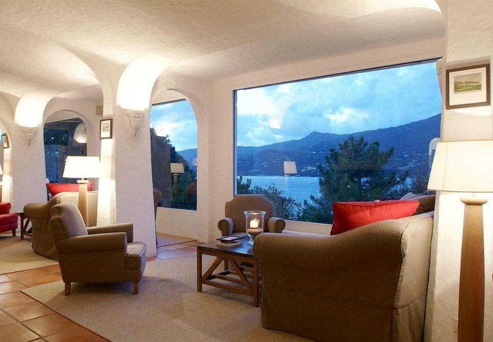 property living room condominium Suite home Villa Lobby