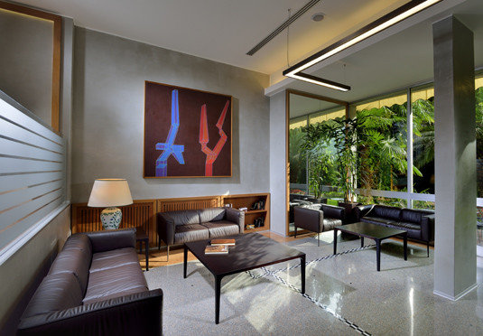 property condominium living room home Lobby Suite Villa