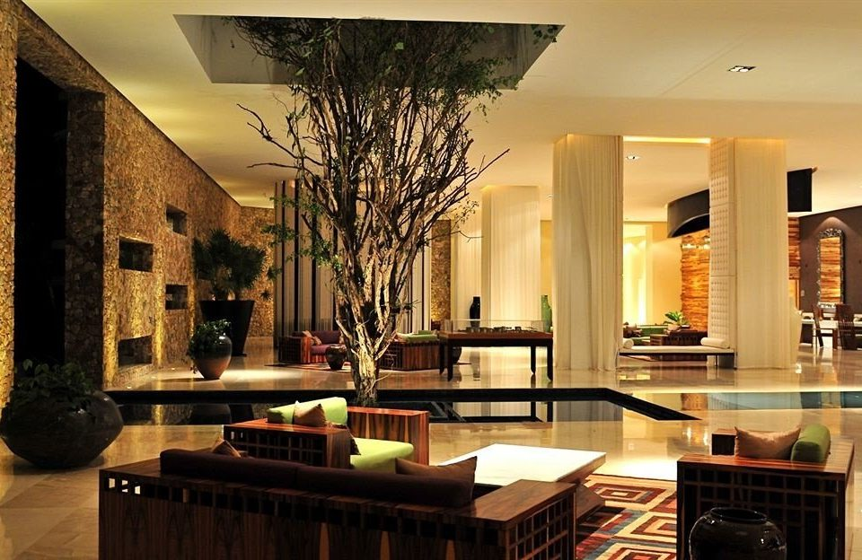 property Lobby home living room lighting condominium mansion Villa Suite