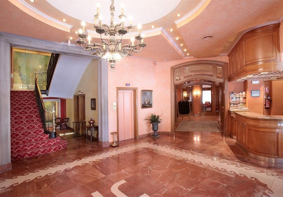 property Lobby mansion home flooring living room Suite Villa