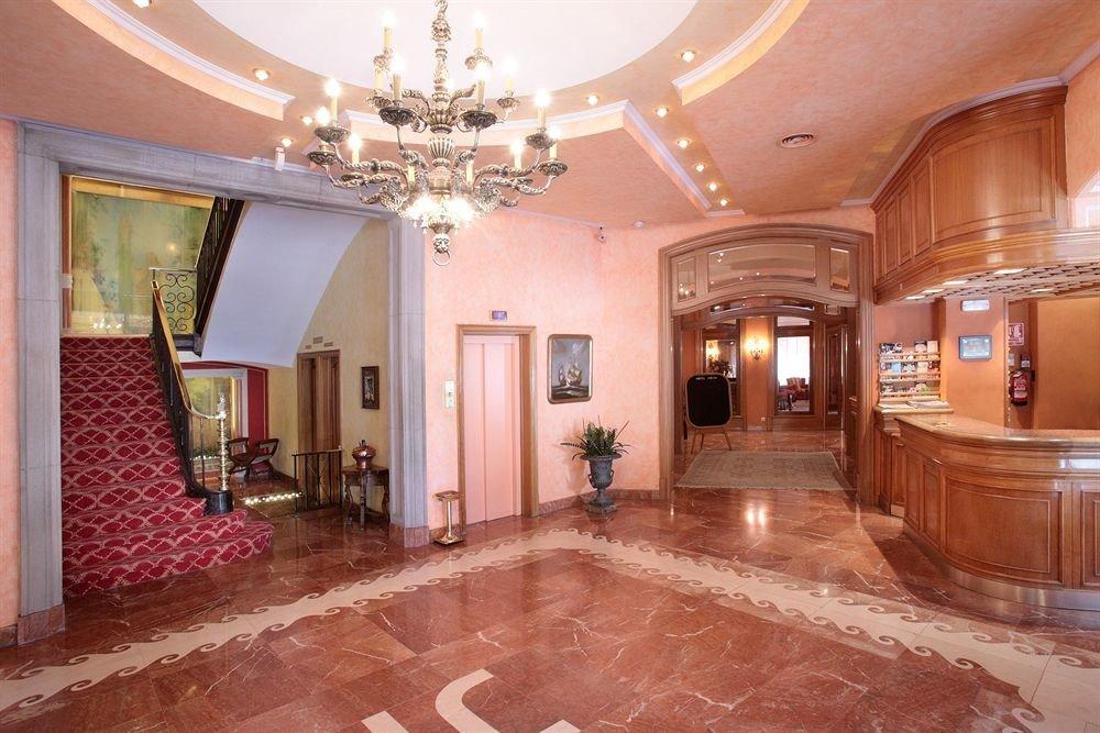 property Lobby mansion home flooring living room Suite Villa