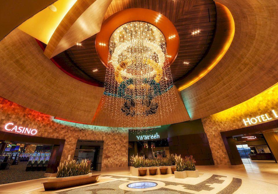 Lobby theatre tourist attraction