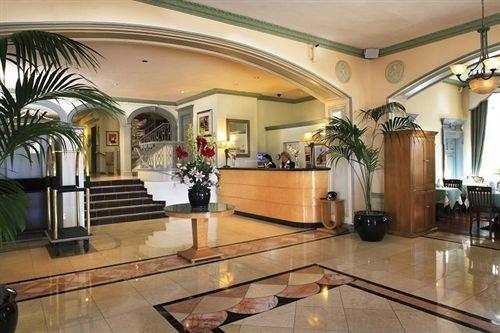 Lobby property building mansion home condominium living room Villa hacienda palace