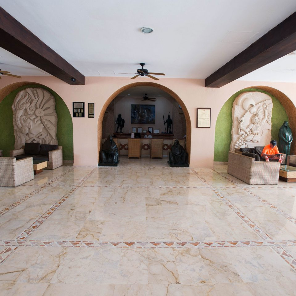 property building hacienda Villa home mansion Lobby cottage flooring