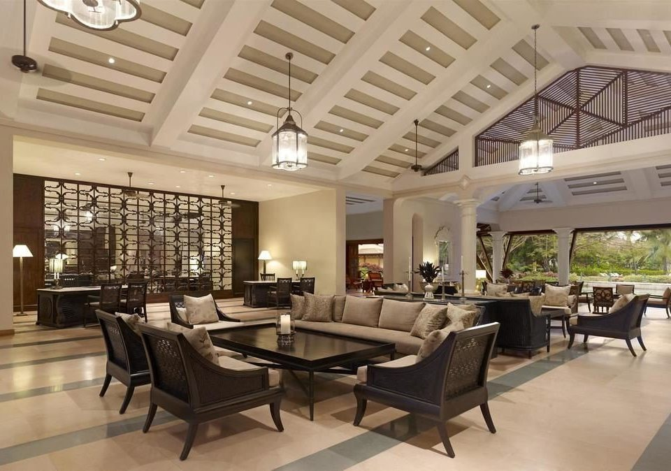 property chair living room Lobby condominium home recreation room Villa