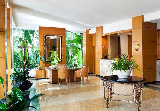 property plant Lobby home condominium living room Villa