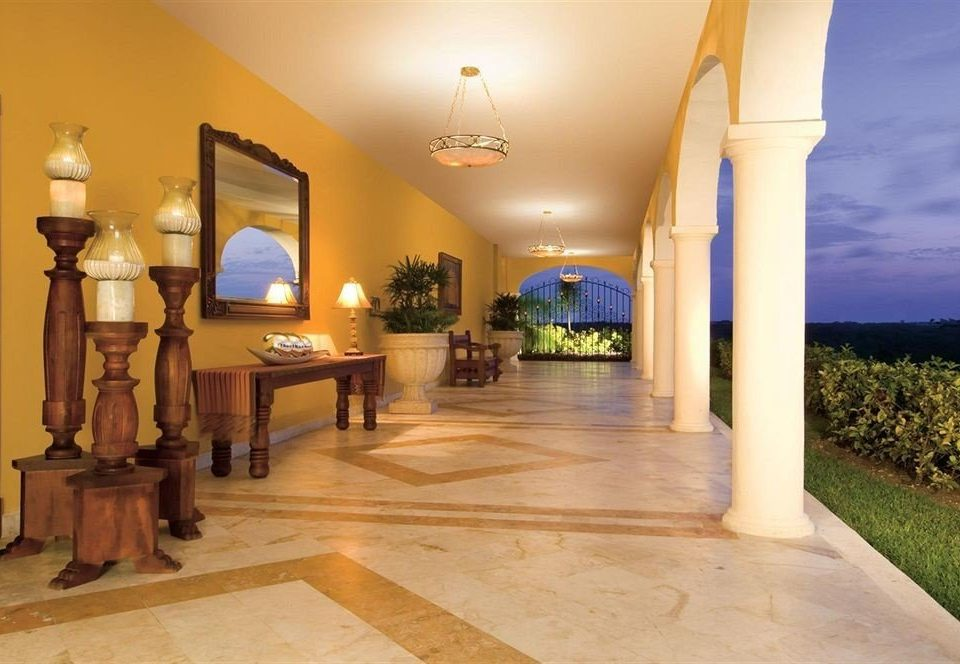 property home Villa hacienda Lobby