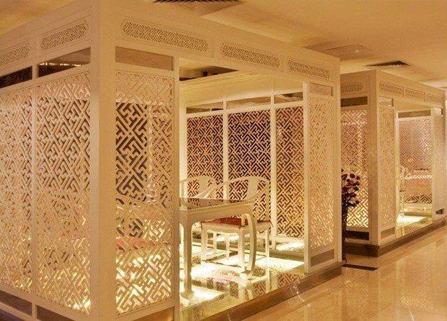 lighting Lobby Winery glass
