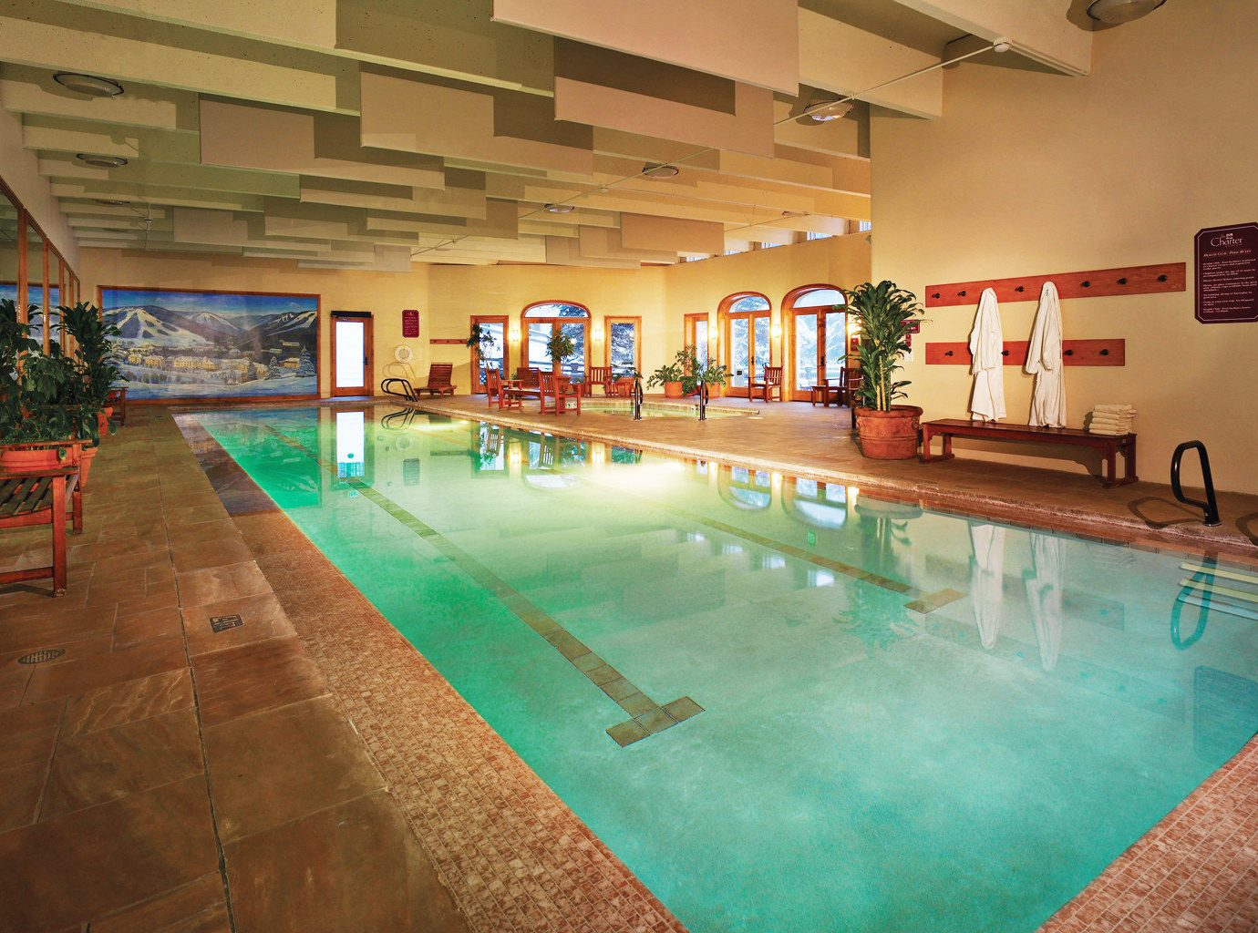 Lodge Pool Romantic Ski Wellness leisure swimming pool recreation room Resort