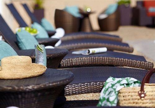 Lounge Luxury footwear hand arranged