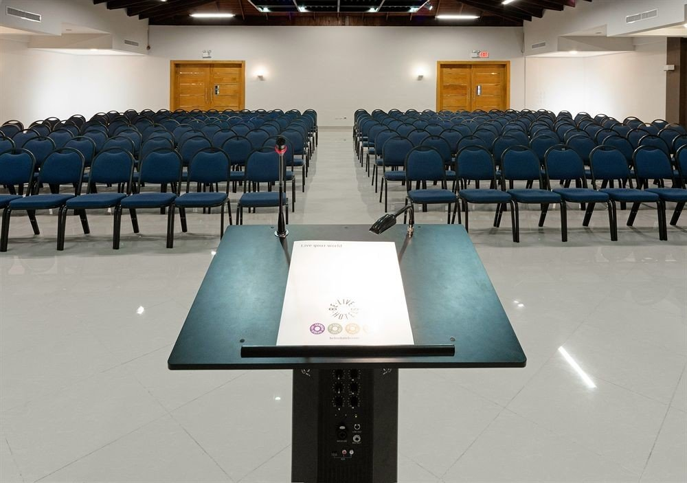 Lounge Luxury Modern auditorium conference hall conference room