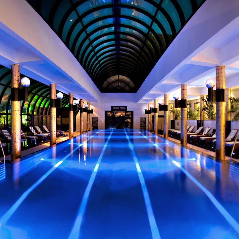 Lounge Luxury Modern Pool leisure Resort swimming pool convention center nightclub