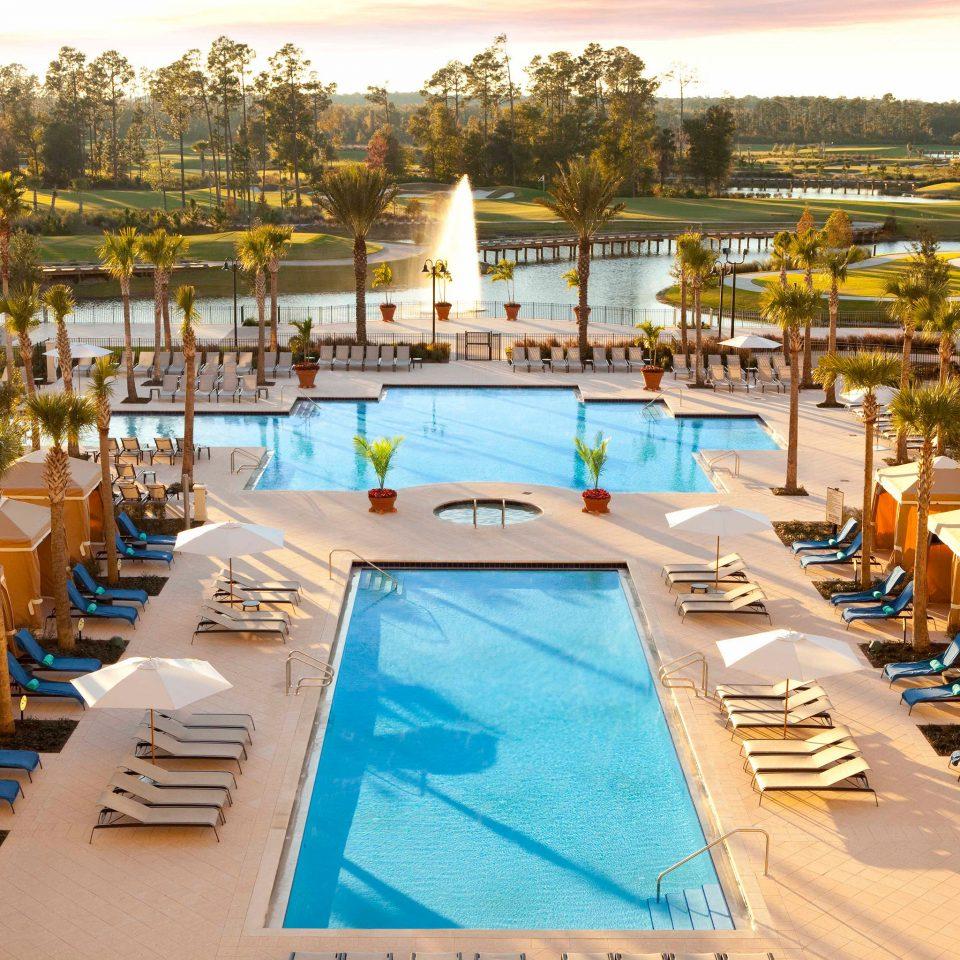 Lounge Luxury Modern Pool leisure Resort swimming pool palace Water park