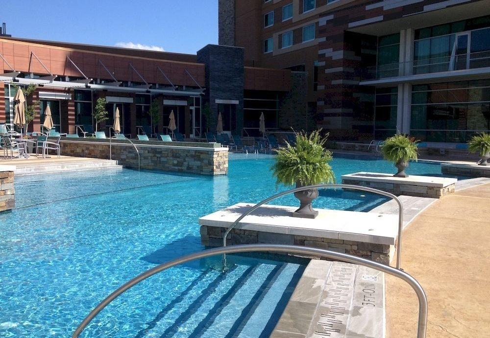 Lounge Luxury Modern Pool building swimming pool property condominium leisure Resort Villa backyard mansion