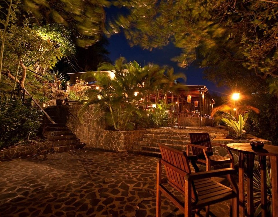 Lounge Luxury Modern Scenic views tree night landscape lighting lighting evening autumn Resort