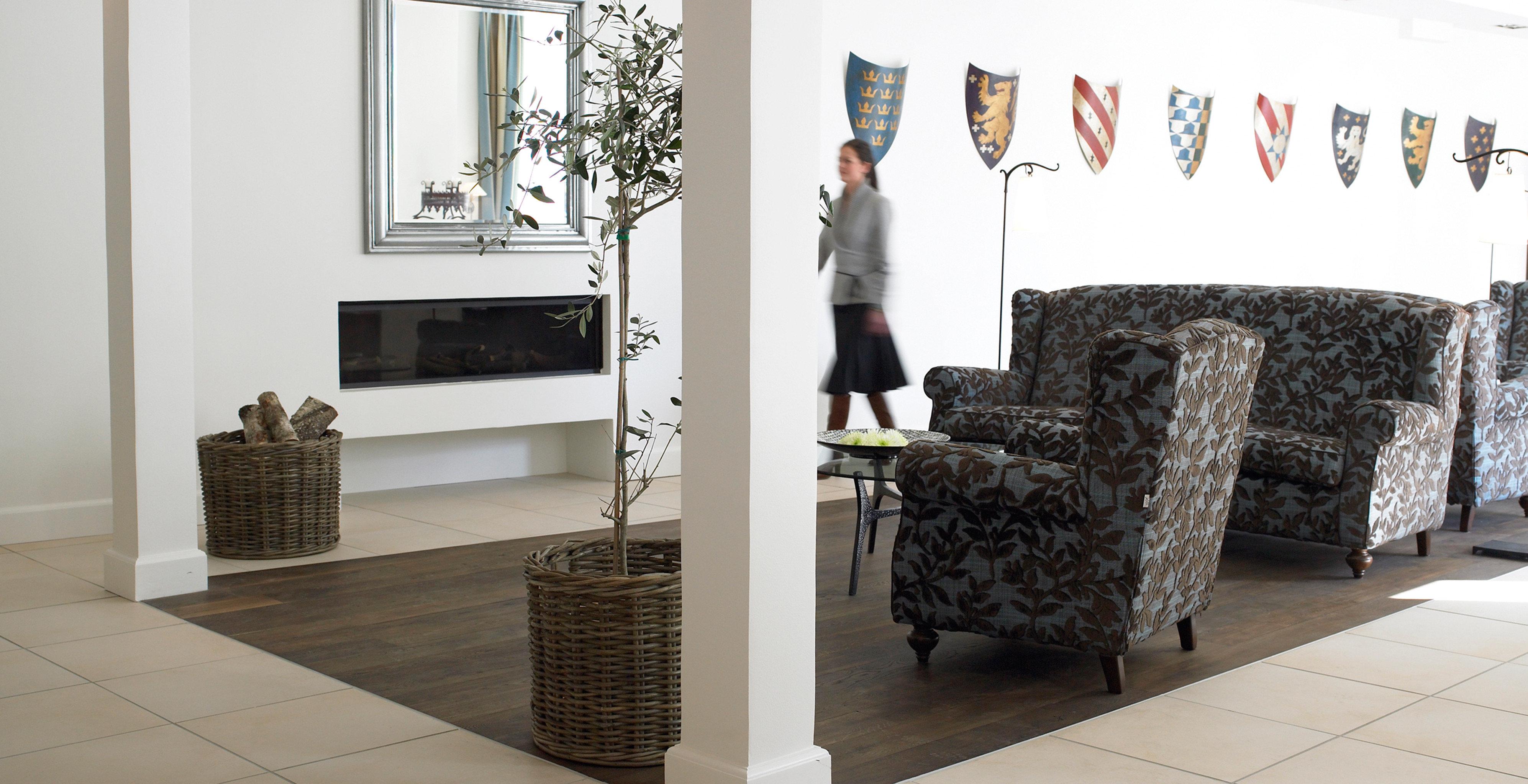 Lounge Luxury Modern Scenic views art flooring
