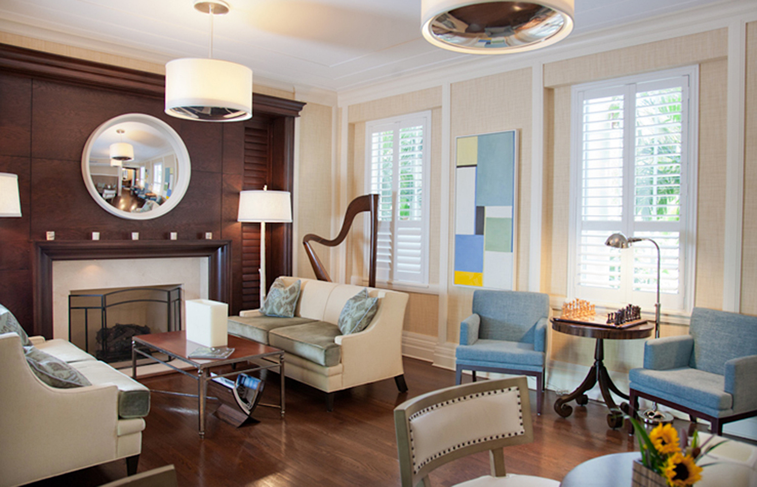 Lounge Luxury Modern living room property home condominium Suite cottage