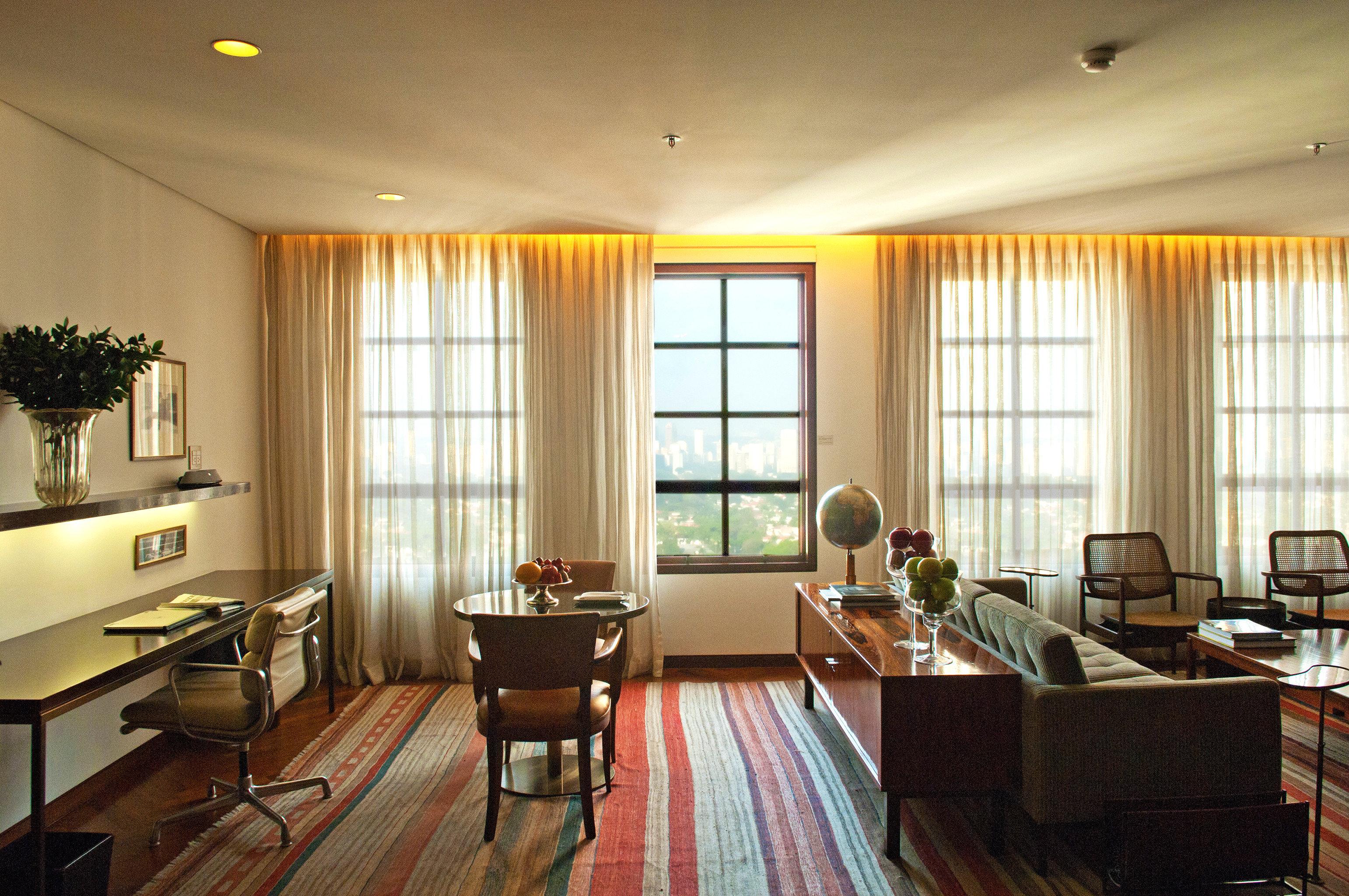 Lounge Luxury Modern property condominium living room home Suite