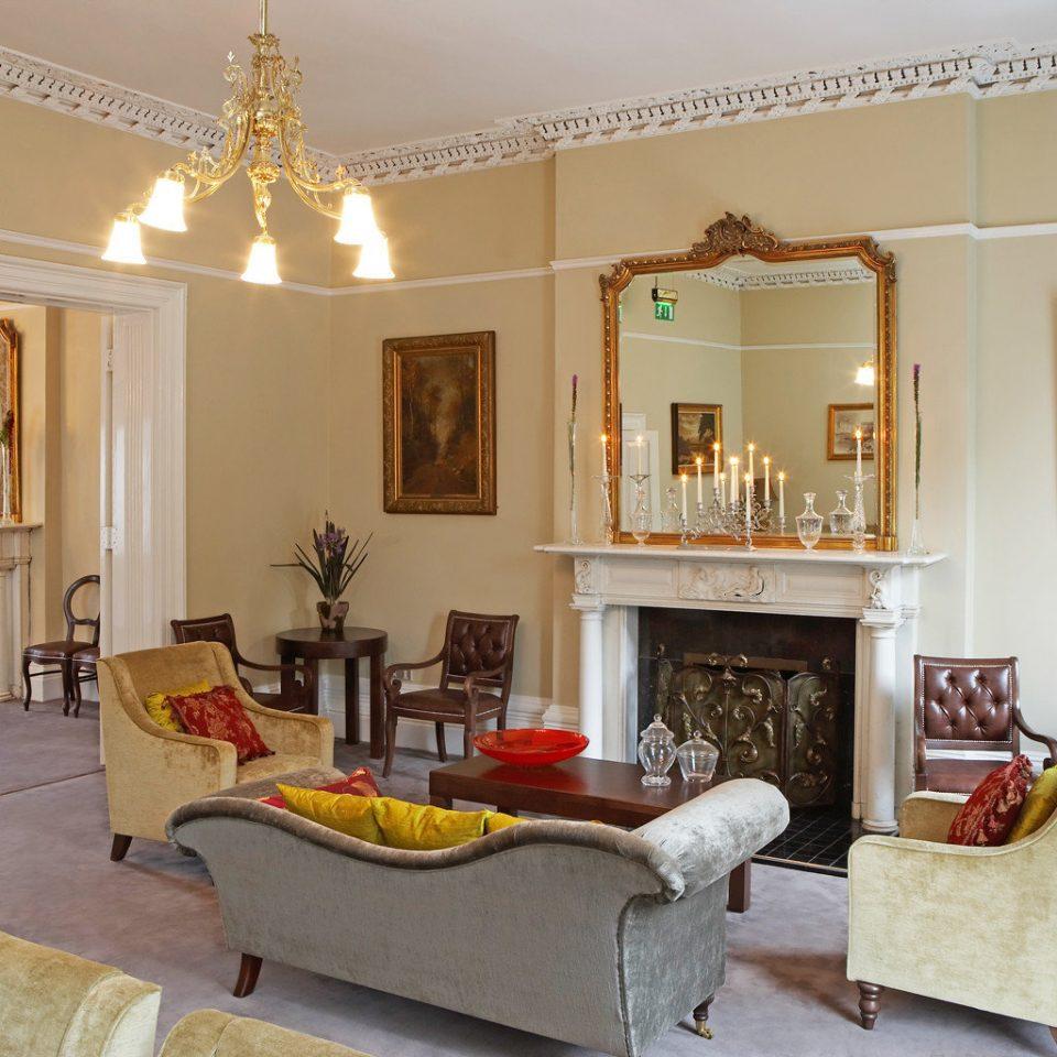 Lounge Luxury Modern living room property home Villa mansion cottage