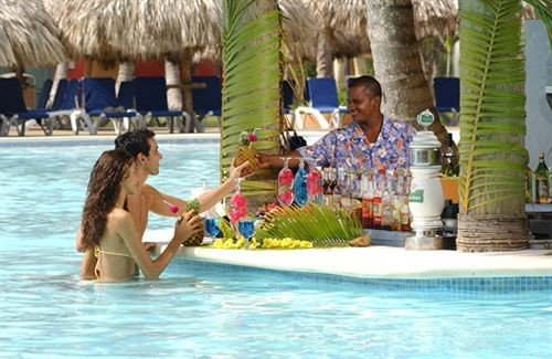 Lounge Luxury Pool water leisure Water park swimming pool Resort amusement park caribbean swimming