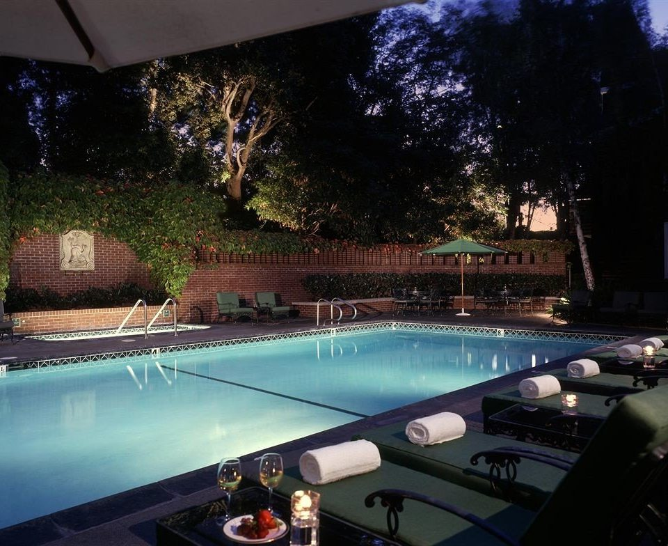 Lounge Luxury Pool tree swimming pool leisure property Resort backyard