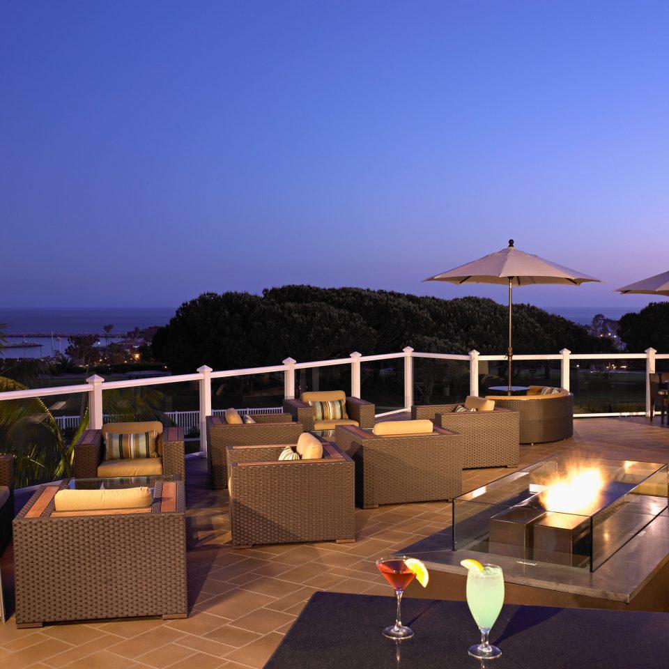Lounge Luxury Scenic views sky lighting Resort Villa