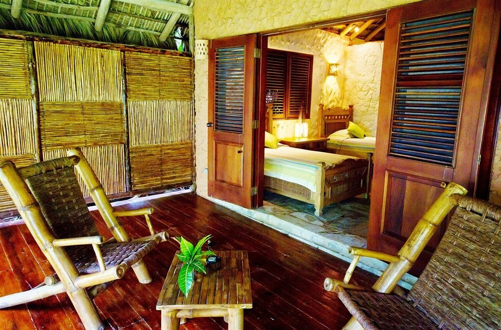 Lounge Luxury Romantic Tropical property log cabin cottage home wooden living room mansion