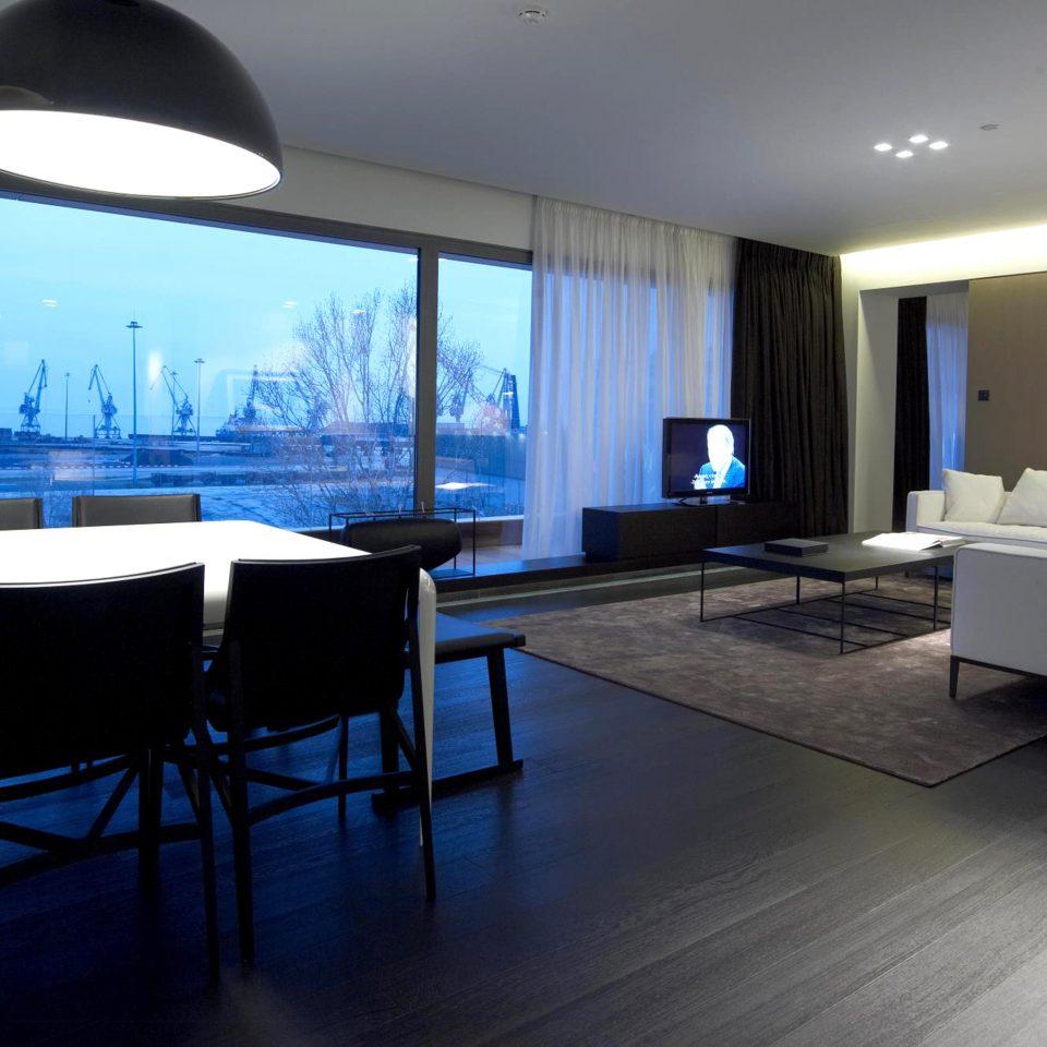 Lounge Luxury Scenic views property Suite living room condominium home