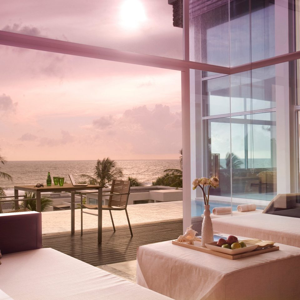 Lounge Luxury Scenic views property building house condominium home living room Villa