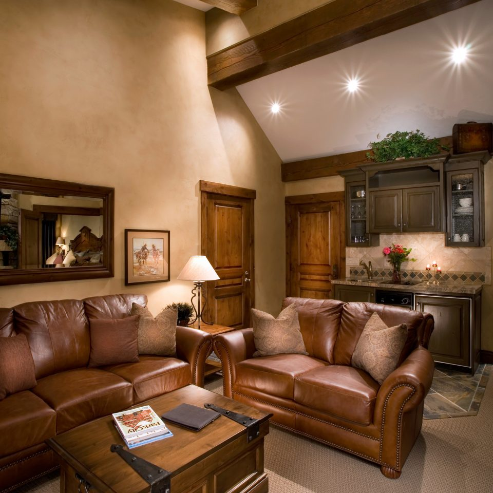 Lounge Luxury sofa living room property home hardwood Suite cottage condominium leather
